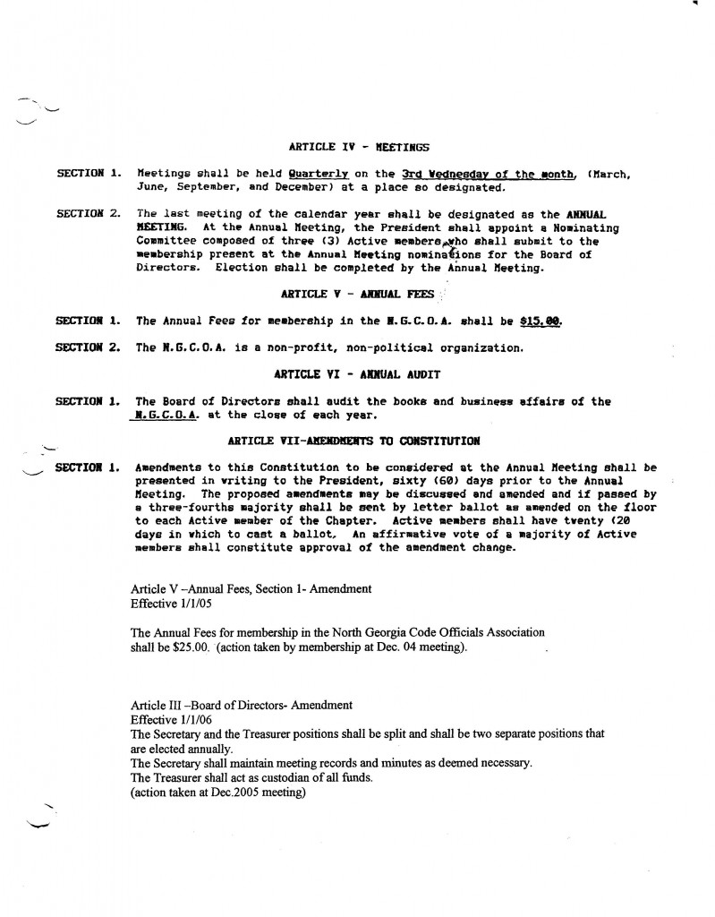 ByLaws Page 2